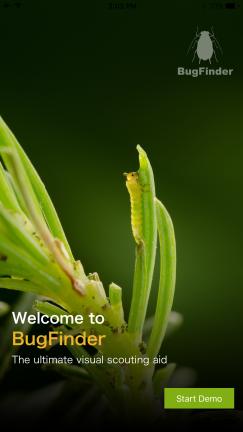 welcometobugfinderscreen